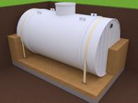 емкость канализационная