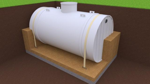 емкость накопительная для канализации