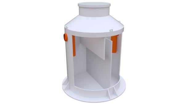 устройство жироуловителя для кафе
