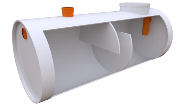 устройство промышленного жироуловителя