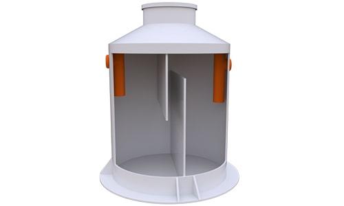 жироуловитель вертикальный 10 литров в секунду