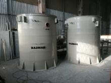 биореакторы канализационных очистных сооружений