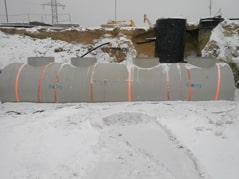 локальные очистные станции ливневой канализации