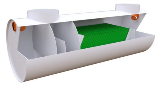 пескоуловитель для ливневой канализации