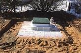 пластиковый погреб с верхним входом