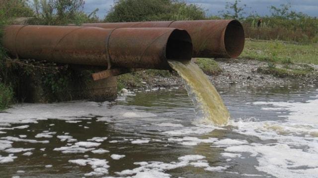 состав сточных вод и методы их очистки