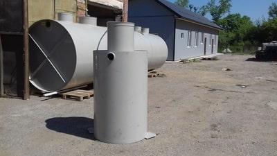 УФ система обеззараживания сточных вод