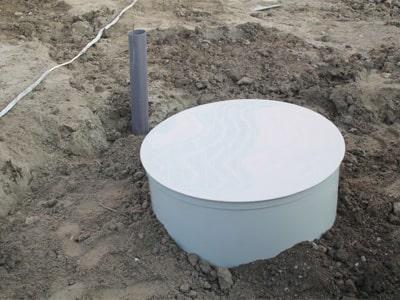 автономная канализация производительность 1500 литров в сутки
