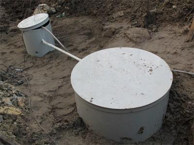 устройство автономной канализации на 20 человек